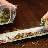 Nicht alle, die Joints rauchen, sind kriminell
