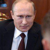 Putin befiehlt russischen Truppenrückzug von Grenze