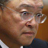 Japanische Regierung plagt neuer Skandal