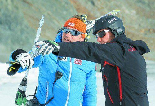 Zeigt den österreichischen Ski-Herren in dieser Saison, wo es langgeht: Andreas Puelacher. Foto: gepa