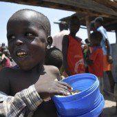 Mehr als 800 Millionen Menschen hungern