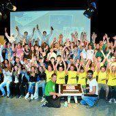 10. Interregionaler Jugendprojekt-Wettbewerb: Finale im Dreiländereck