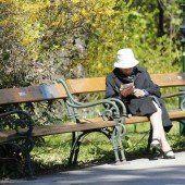 Immer mehr Menschen werden immer älter