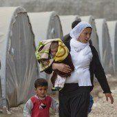 Neue Flüchtlingswelle aus Syrien befürchtet