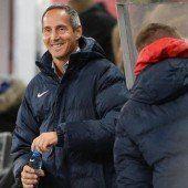 Salzburg feiert 2:1-Sieg in Graz