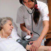 Pflegelehre statt Sparkurs
