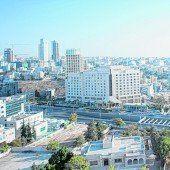 Kontrastreiche Stadt Amman