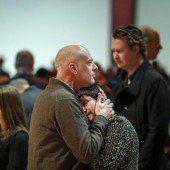 Gedenkfeier für die 298 Opfer von Flug MH17