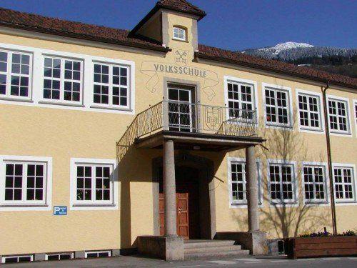 An der Volksschule Schruns-Dorf herrscht akute Raumnot. Foto: VSS