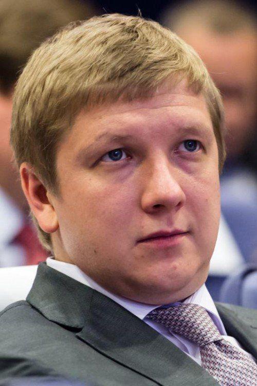 Andrij Kobolew: EU soll Gas-Verträge mit Russland kündigen.  AP