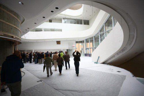 Anfang nächsten Jahres hat Feldkirch ein neues Zentrum.