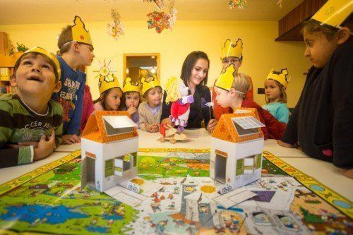 Auch für Kindergartenpädagoginnen sollen die AMS-Förderungen gestrichen werden.  Foto: VN/Hartinger