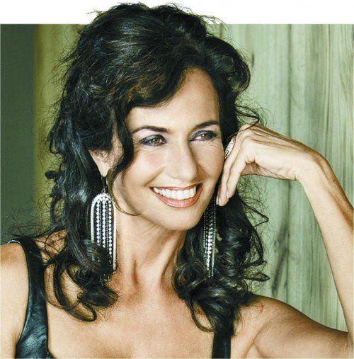 Auch heute noch ist Annette Nussbaumer ein gefragtes Lady-Model.  Foto: Hath