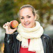 450 Tonnen Äpfel zum Vernaschen