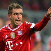 Verletzung von Lahm schockt den FC Bayern