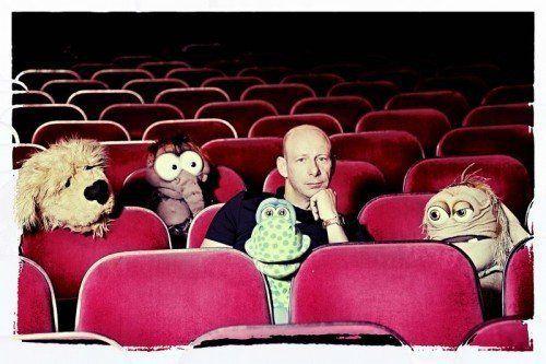 Benjamin Tomkins konnte zuletzt sechs der wichtigsten deutschen Comedy- und Kleinkunstpreise im deutschsprachigen Raum gewinnen. foto: Daniela vagt