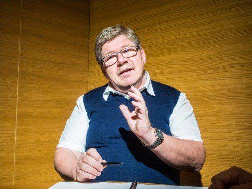 Bürgermeister Anton Gohm