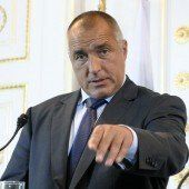 Borissow wieder Regierungschef