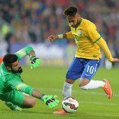 Neymar und Co. im Hoch vor Wien-Gastspiel