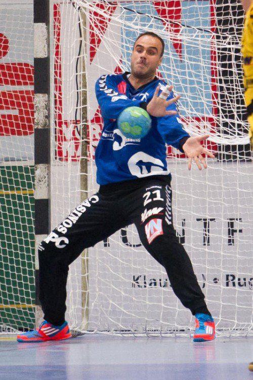 Goran Aleksic erwartet täglich seine Einbürgerung.