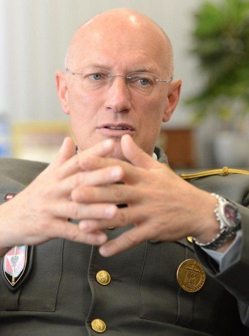 Commenda warf Miliz-Chef aus seinem Beraterstab.  FOTO: APA