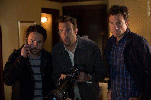 """Dale, Kurt und Nick befinden sich in """"Kill the Boss 2"""" auf dem Weg in die Unabhängigkeit.  Foto: WARNER BROS"""