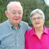 Glücklich verheiratet seit 50 Jahren