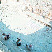 Eine römische Kleinstadt