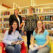 Start für neue Bibliothek Montafon