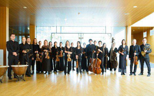 Das Concerto Stella Matutina bringt seit einigen Jahren Farbe ins Vorarlberger Konzertleben. Foto: Girardelli