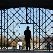 Dachau: Unbekannte stehlen eiserne KZ-Tür