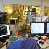 Herzpatienten auf Warteliste