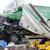 Dornbirner (56) starb bei Unfall