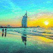 Eine Wüstenstadt der Superlativen: Dubai