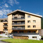 Hotel Hubertus in Mellau genial mit Holz gebaut
