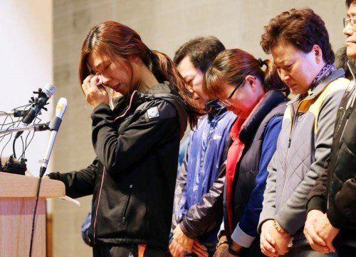 Die Angehörigen zeigten sich nach dem Urteil enttäuscht.  Foto: AP