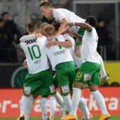 Bolter erlöst die Austria-Fans