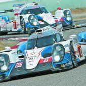 Toyota nach Doppelsieg auf Titelkurs