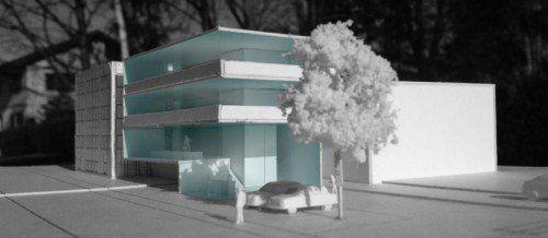 Die Bürogemeinschaft architektur.terminal hat die Erweiterung der Meier-Zentrale geplant.  Foto: Meier