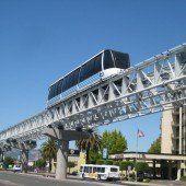 Doppelmayr Cable Liner in Kalifornien eröffnet