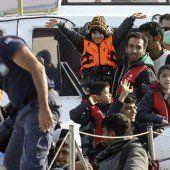 700 Bootsflüchtlinge auf Kreta gelandet