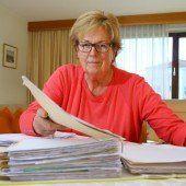 Marlies Müller, die gute Frau für gute Taten