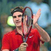 Federer ist der beliebteste Tennisspieler