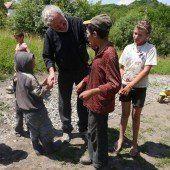Hilfe für die Roma in Rumänien kommt an