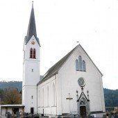 Kennelbacher Kirchturm ist fertig saniert
