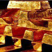Schweizer stimmen über Gold-Rettung ab