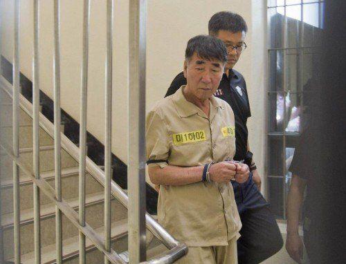Die Staatsanwaltschaft fordert die Todesstrafe für den Kapitän.