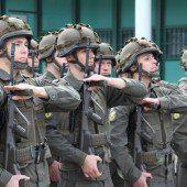 Geldeinsatz zur Stärkung der Miliz