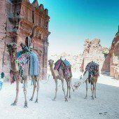 Zwischen Jordan, Wüste und Meer
