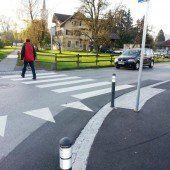 Verkehrsknoten für mehr Sicherheit umgestaltet